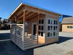 Custom Fishing Cabins Built On-Site