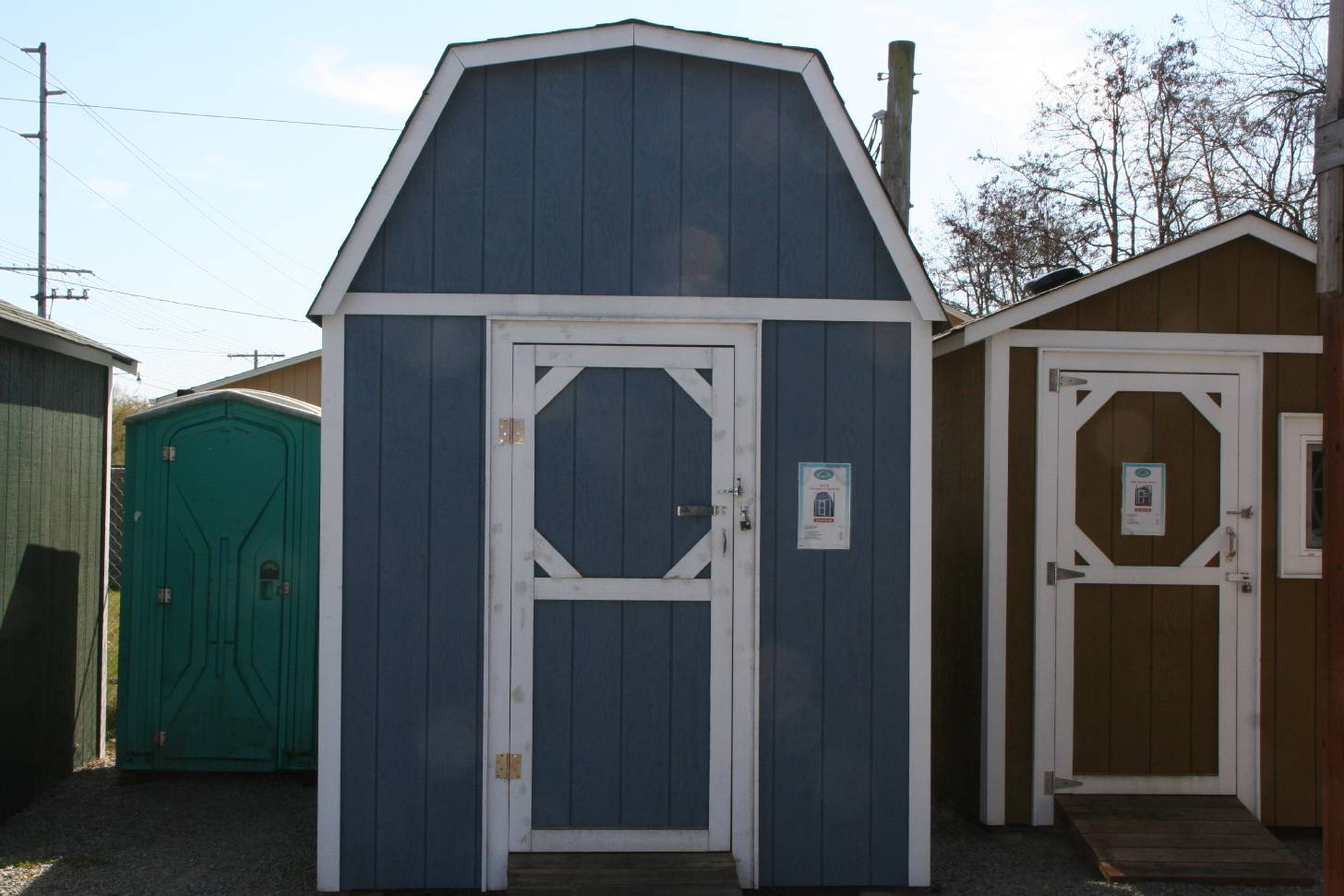 6 Space Saving Techniques for Storage Sheds