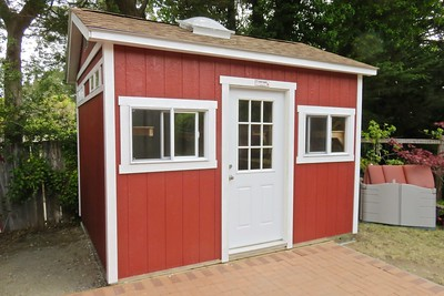 6 Creative Uses for Backyard Sheds