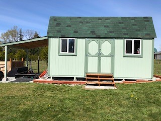 Leveling Your Yard to Get Ready for Your Shed
