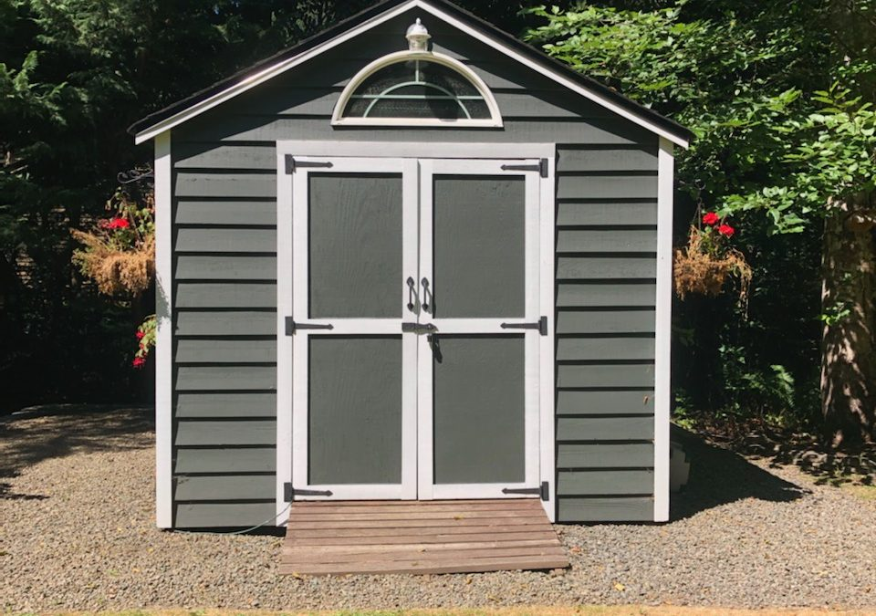 5 Tips for Choosing a Shed Size
