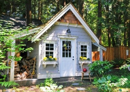 How Does A Garden Shed Affect Property Value?
