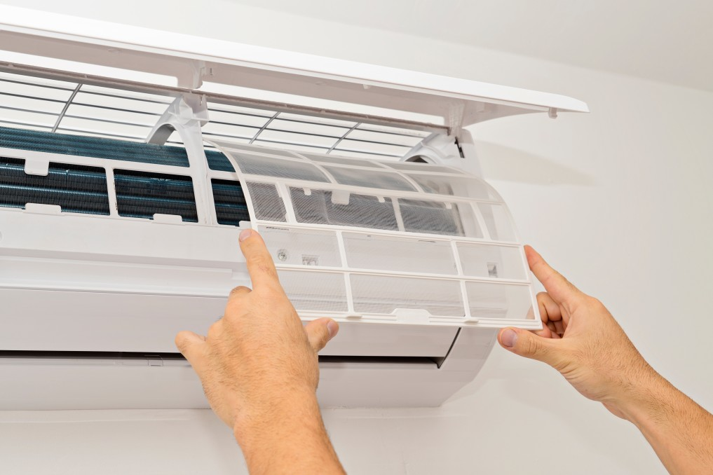 Ductless Climate Control for Shed Retreats